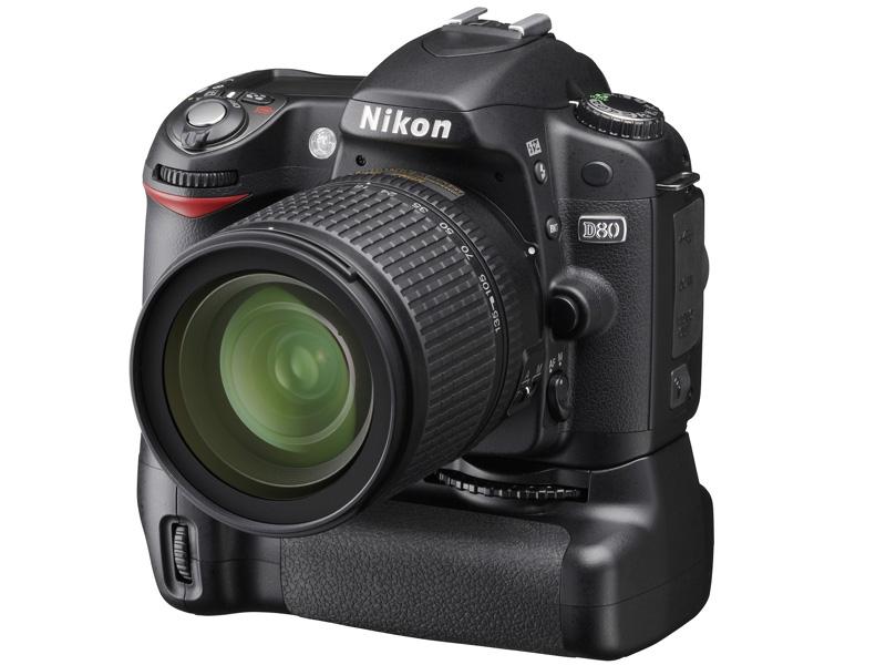Thread: Nikon D... D80