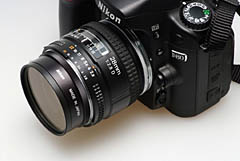 Nikon BR-2A / BR-3 montados