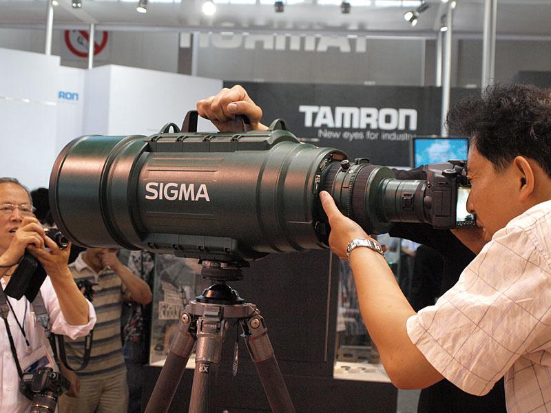 SIGMA シグマ APO 200-500mm F2.8/400-1000mm F5.6 EX DG ニコン フジヤ