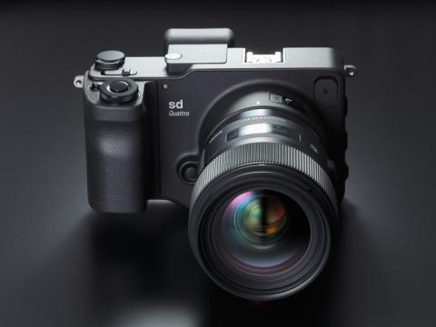 Sigma sd Quattro H | Full Specifications