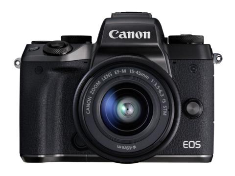 キヤノン EOS M5