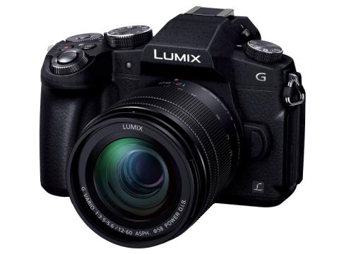 lumix g8 ファームウェア