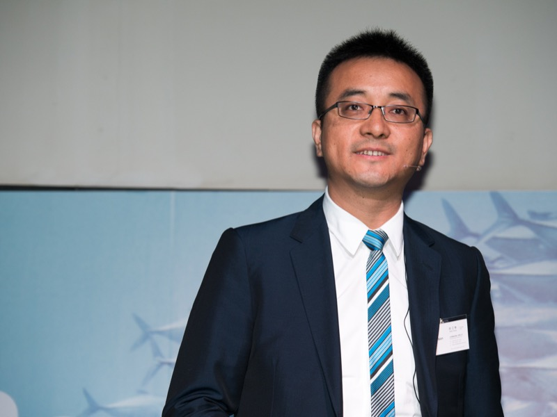 Wally Zheng CEO