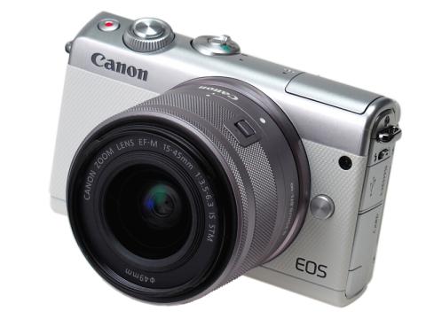 新製品レビュー:Canon EOS M100...