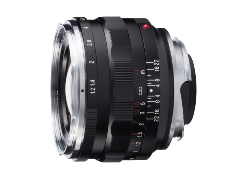 「NOKTON 40mm F1.2 Aspherical」VMマウント版が登場