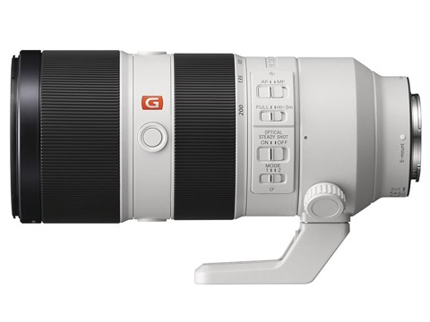 ソニー、「FE 70-200mm GM」「FE 100-400mm GM」を更新 FE 70-200mm F2.8 GM OSS