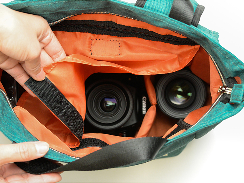 88d2d26880a4 画像] トート&リュックの2ウェイカメラバッグ「Lecceリュック」(13/18 ...