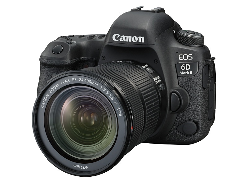 EOS 6D Mark II(2017年8月発売)