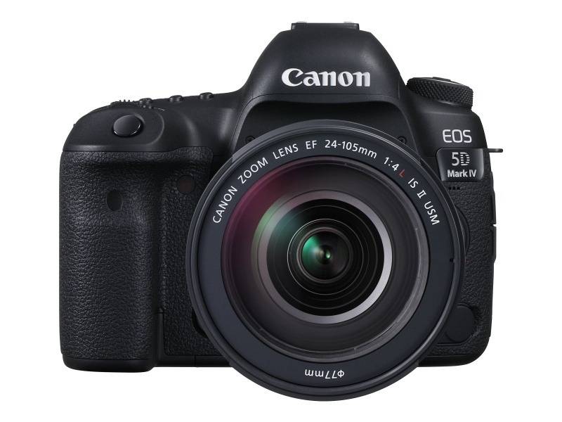 <center>EOS 5D Mark IV</center>