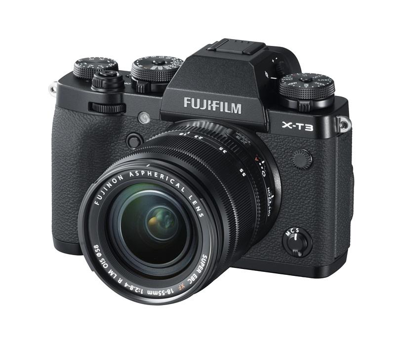 Fujiflm X-T3