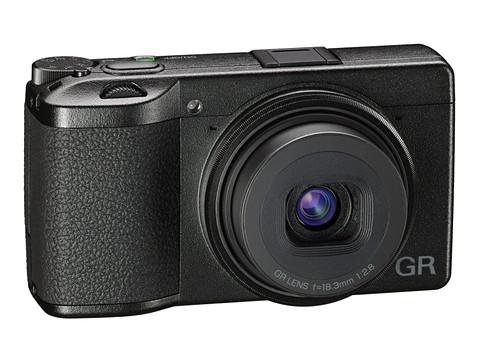 【カメラ】リコー、「GR III」を3月下旬に発売。税込12万円台前半