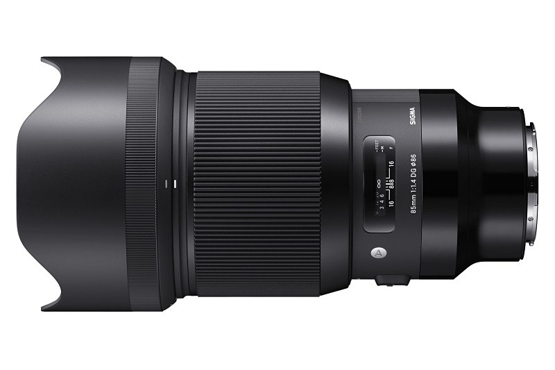SIGMA 85mm F1.4 DG HSM | Art