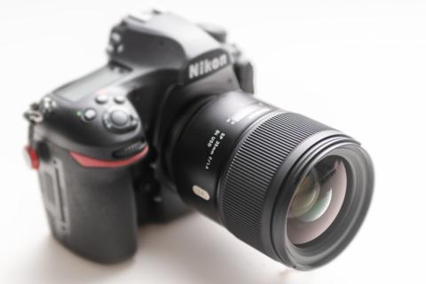 F1 タムロン 4 35mm
