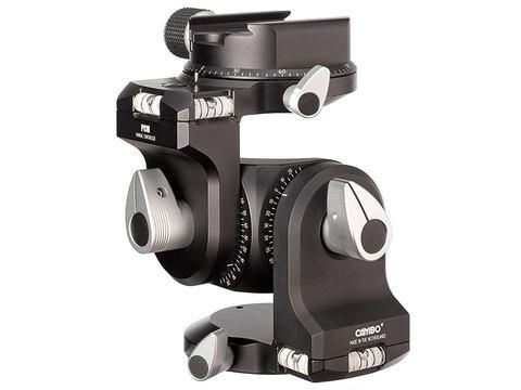 Camboのギア雲台「PCH」に姉妹品 - デジカメ Watch
