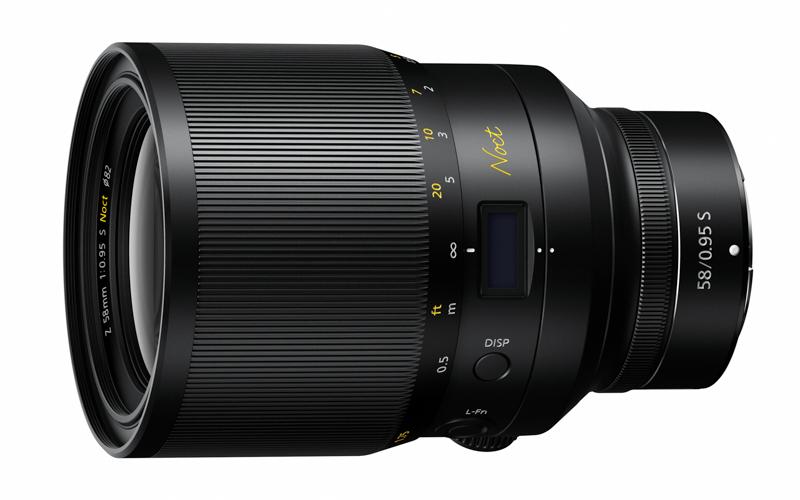 Noct Nikkor 58mm F0.95