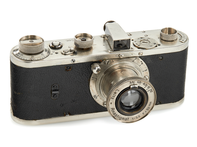Leica 0-Series Prototype