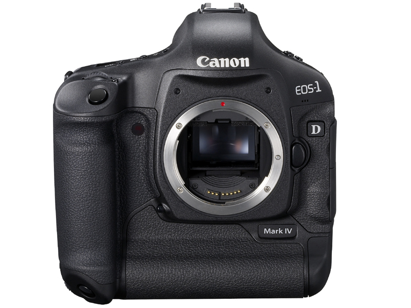 <b>EOS-1D Mark IV</b>