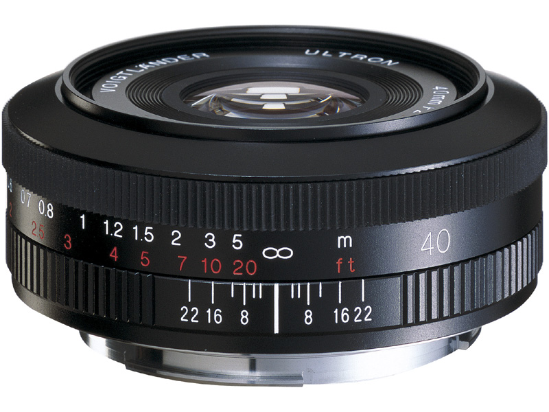 <b>ULTRON 40mm F2 SL II Aspherical EF</b>
