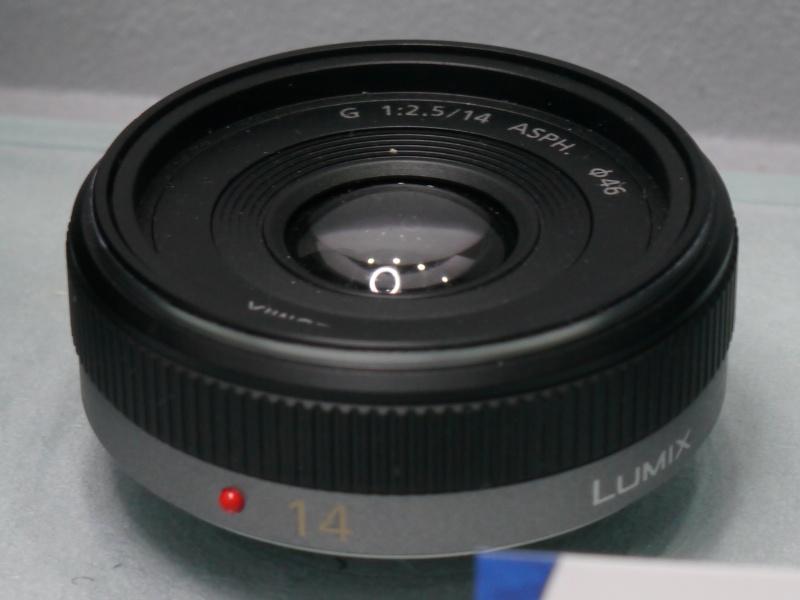 14mm F2.5