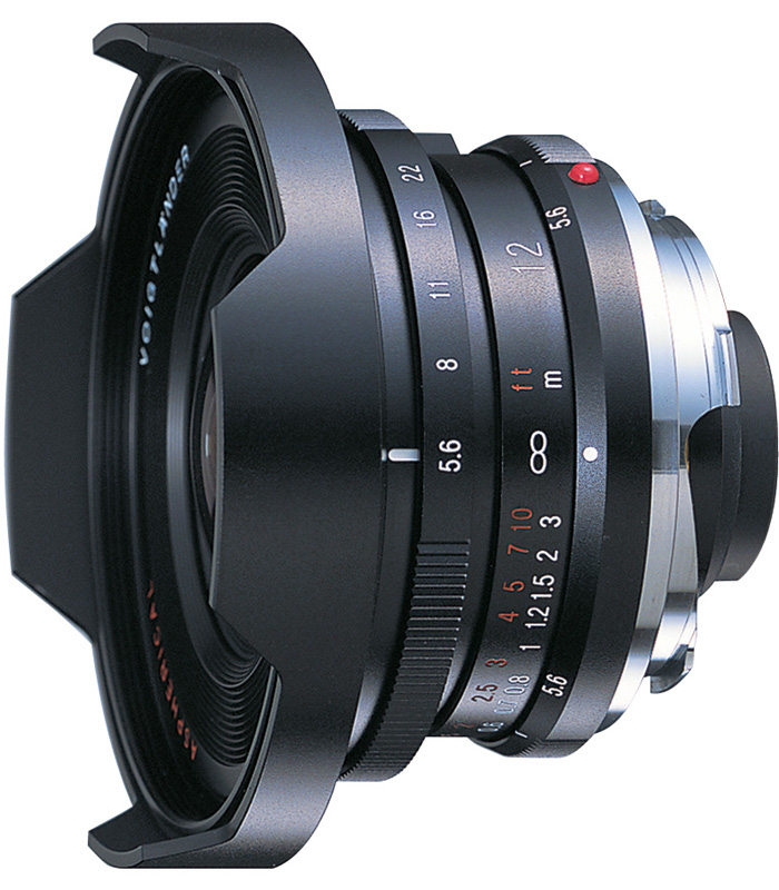 <b>ULTRA WIDE-HELIAR 12mm F5.6 Aspherical II</b>