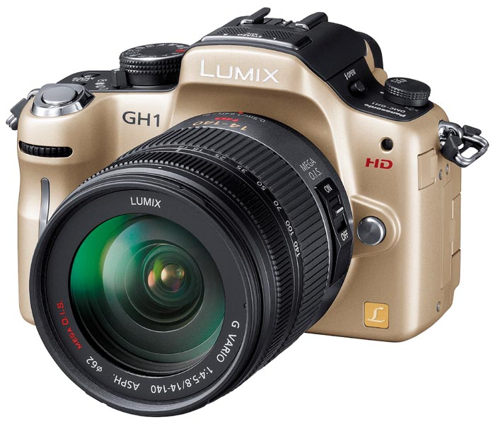 <b>LUMIX DMC-GH1</b>