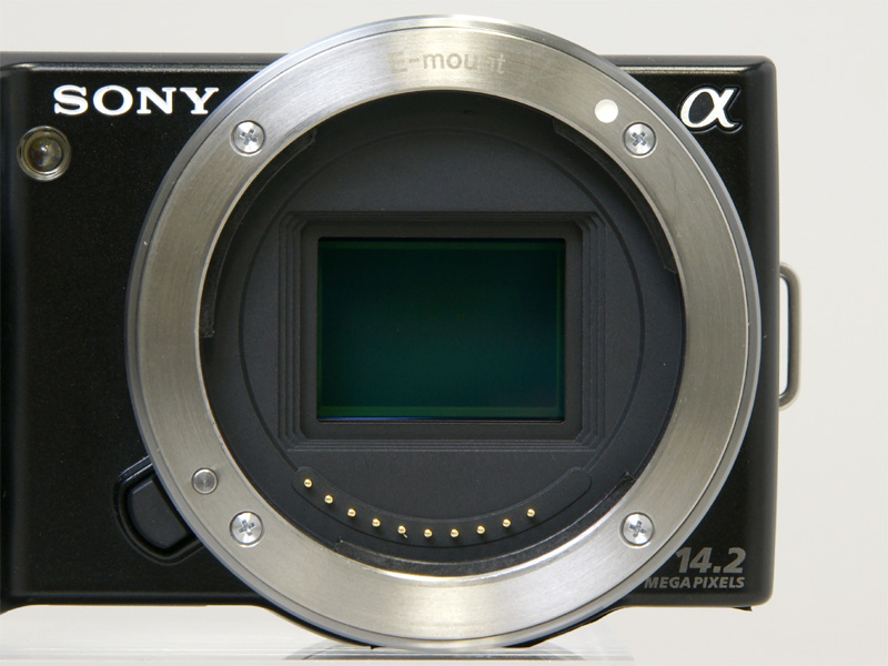 <b>APS-Cサイズの「Exmor APS HD CMOS」</b>