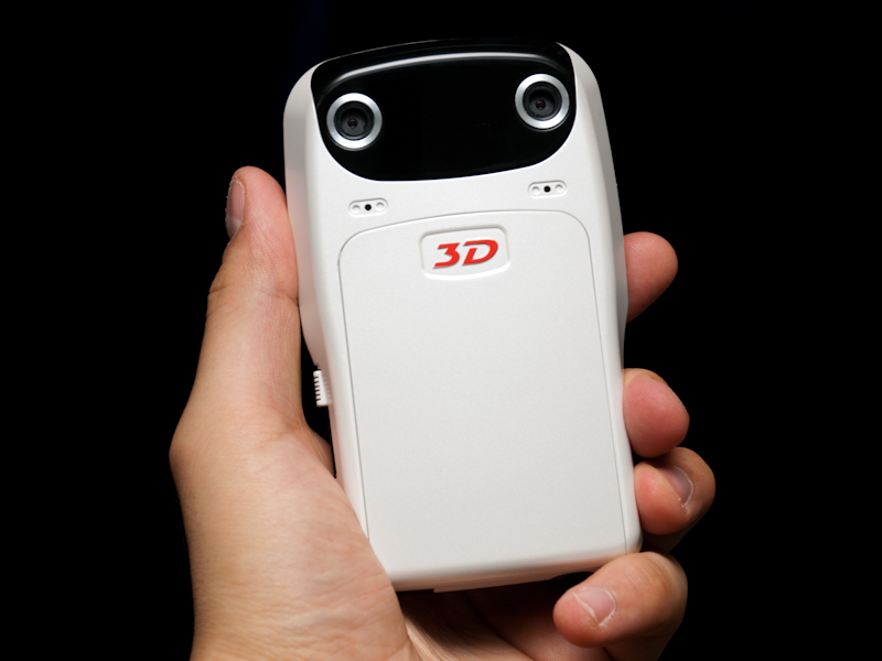 <b>3D Sunday Pocket HD Camera</b>