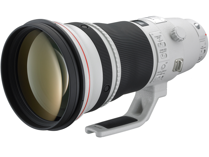 <b>EF 400mm F2.8 L IS II USM</b>