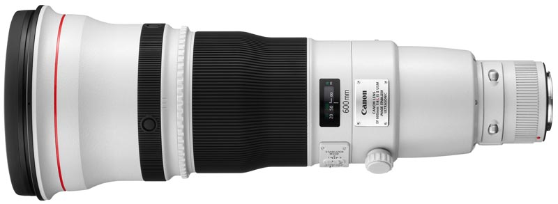 <b>EF 600mm F4 L IS II USM</b>
