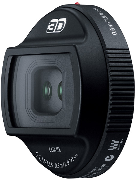 <b>LUMIX G 12.5mm F12</b>