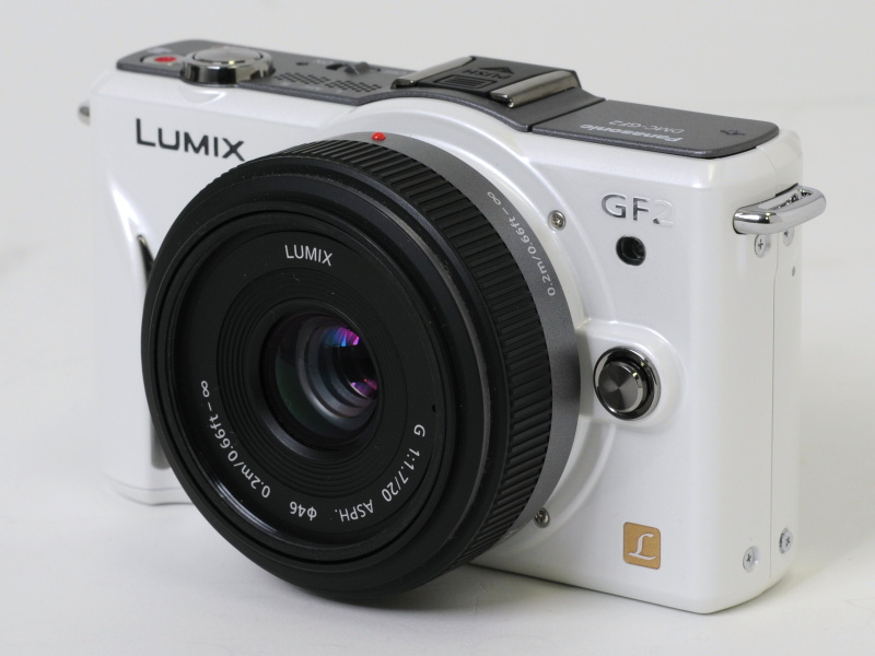 <b>LUMIX G 20mm F1.7 ASPH.</b>