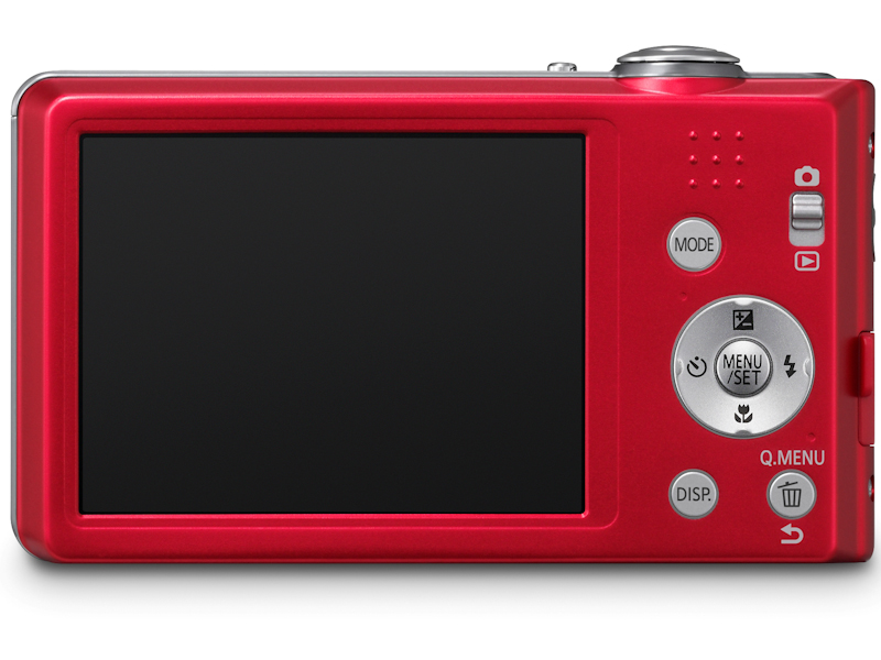 <b>LUMIX DMC-FH2(red)</b>