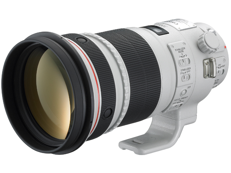 <b>EF 300mm F2.8 L IS II USM</b>