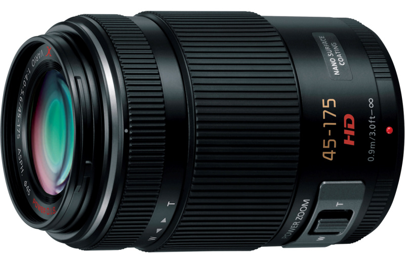 <b>LUMIX G X VARIO PZ 45-175mm F3.5-5.6 ASPH. POWER O.I.S.(ブラック)</b>