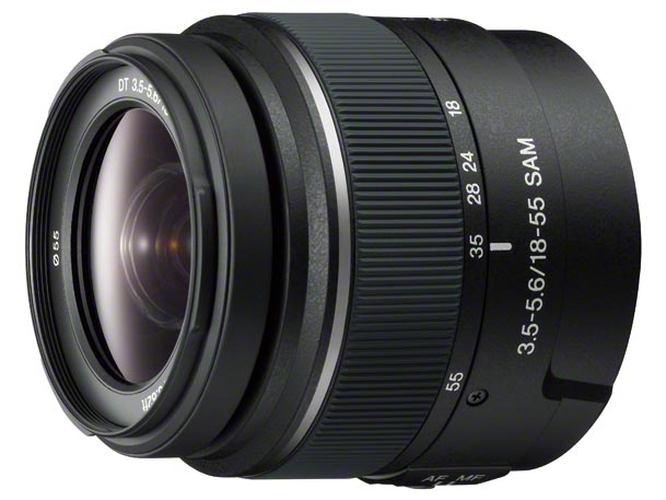 <b>DT 18-55mm F3.5-5.6 SAM(SAL1855B)</b>