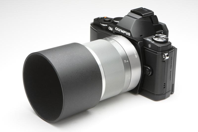 Reflex 300mm f6 3 mf macro for Objectif miroir
