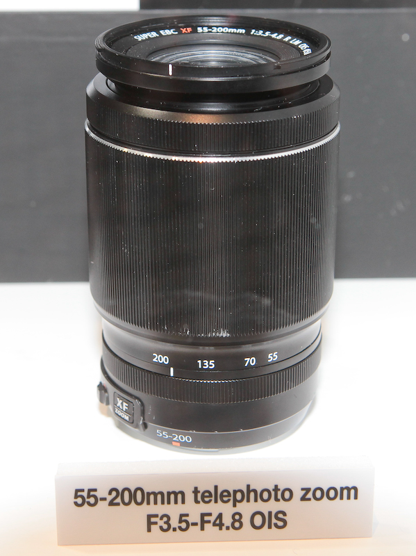 <b>XF 55-200mm telephoto zoom F3.5-4.8 OIS</b>