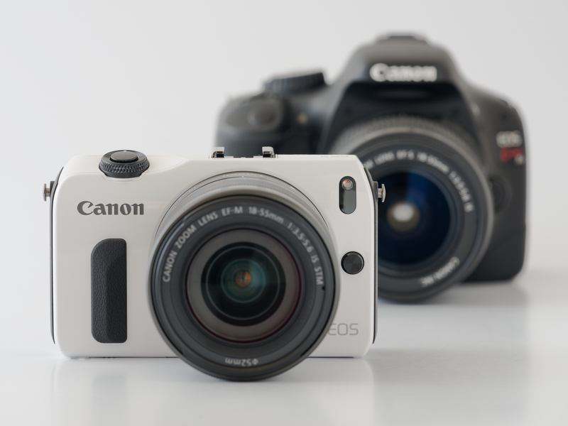 Canon Adds EOS M Support To DPP And EOS Utility