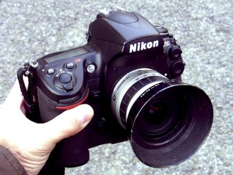 フルサイズのFXフォーマット APSフィルムカメラ専用「IXニッコール」