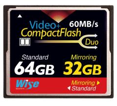 CompactFlash RAID