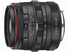 Limitedシリーズ初のズームレンズ「HD PENTAX-DA 20-40mm F2.8-4 ED Limited DC WR」
