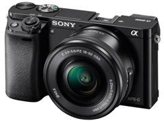 ソニー、高速AFのミラーレスカメラ「α6000」 NEX-7とNEX-6を統合 位相差AFエリアも拡大