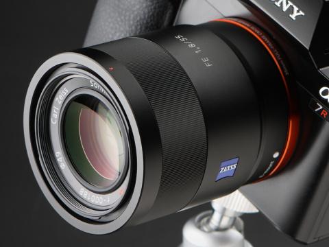 Sonnar SONY T* ソニー FE 55mm F1.8 ZA SEL55F18Z