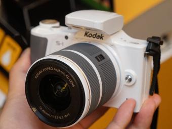 Photographica Kodak Kamera Klappkameras