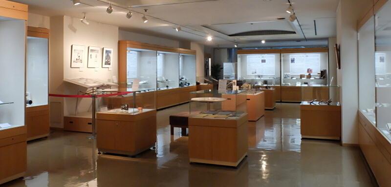 特別展のコーナー 日本カメラ博物館、特別展「写真機今昔物語」を開催 特別展のコーナー  [画像]