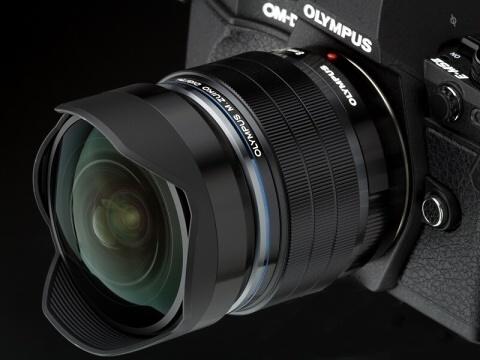 交換レンズレビュー m zuiko digital ed 8mm f1 8 fisheye pro