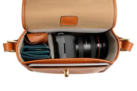 5acedf463048 女性向け本革カメラバッグ「THE PALMA」 - デジカメ Watch Watch