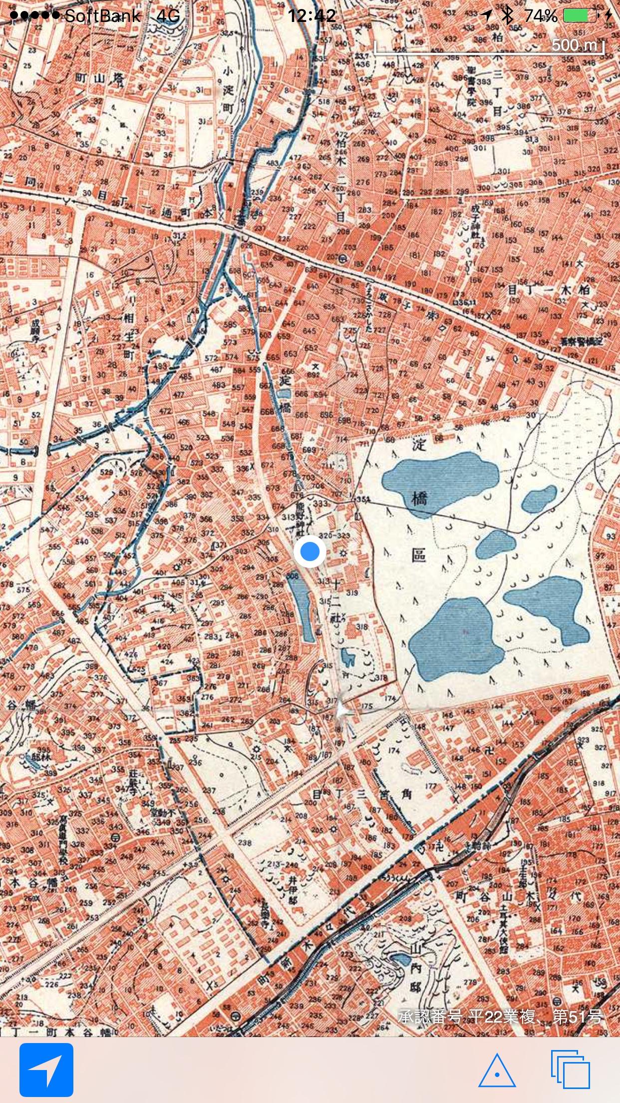 画像] 特別企画:「古地図を持っ...