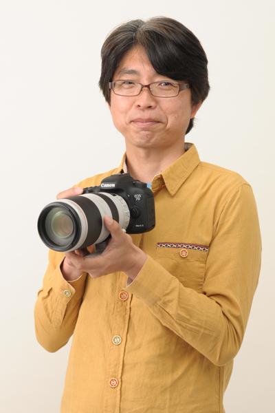 Canon EF LENS 写真家7人のSEVEN...