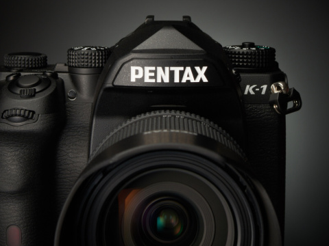 ペンタックス・K-1